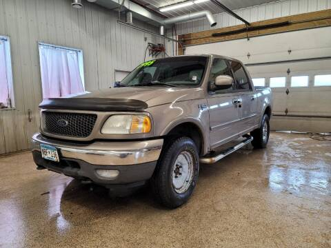 2003 Ford F-150 for sale at Sand's Auto Sales in Cambridge MN