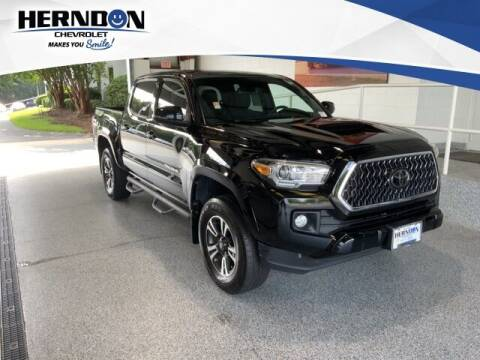 2018 Toyota Tacoma for sale at Herndon Chevrolet in Lexington SC