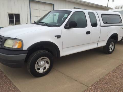 2002 Ford F-150 for sale at Bauman Auto Center in Sioux Falls SD
