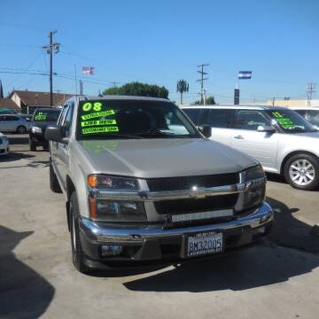 2008 Chevrolet Colorado for sale at Luxor Motors Inc in Pacoima CA