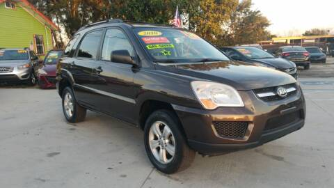 2010 Kia Sportage for sale at GP Auto Connection Group in Haines City FL