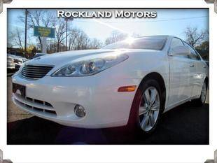 2005 Lexus ES 330 for sale at Rockland Automall - Rockland Motors in West Nyack NY