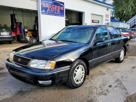1999 Toyota Avalon for sale at Ericson Auto in Ankeny IA
