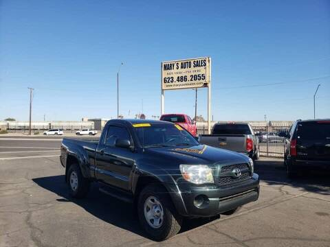 2011 Toyota Tacoma for sale at Marys Auto Sales in Phoenix AZ