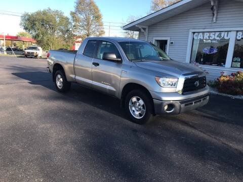 2007 Toyota Tundra for sale at Cars 4 U in Liberty Township OH