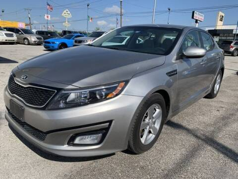 2014 Kia Optima for sale at The Kar Store in Arlington TX