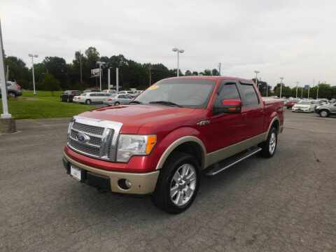 2010 Ford F-150 for sale at Paniagua Auto Mall in Dalton GA
