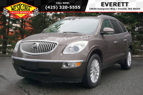 2008 Buick Enclave for sale at West Coast Auto Works in Edmonds WA