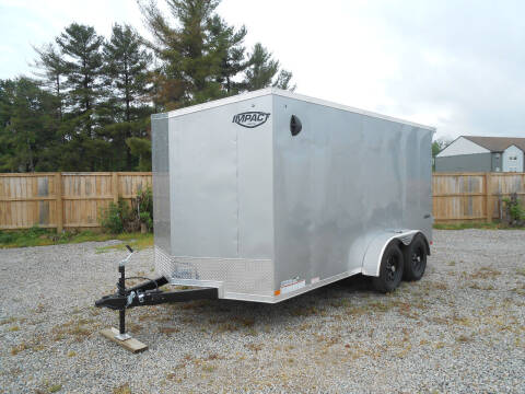 2022 Impact Quake 7x14 for sale at Jerry Moody Auto Mart - Trailers in Jeffersontown KY