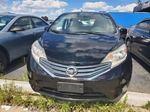 2014 Nissan Versa Note for sale at Daniel Auto Sales inc in Clinton Township MI