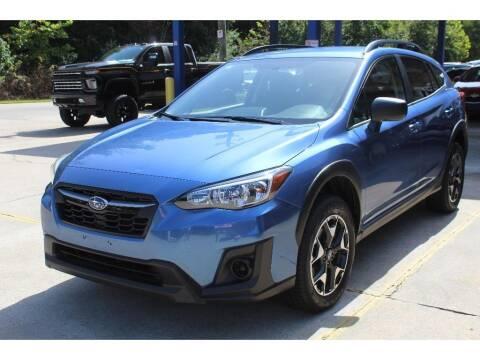 2019 Subaru Crosstrek for sale at Inline Auto Sales in Fuquay Varina NC