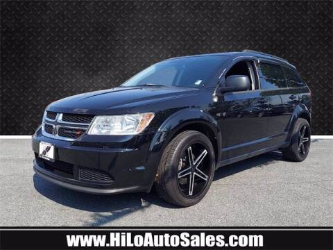 2018 Dodge Journey for sale at Hi-Lo Auto Sales in Frederick MD