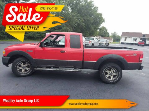 2006 Ford Ranger for sale at Woolley Auto Group LLC in Poland OH