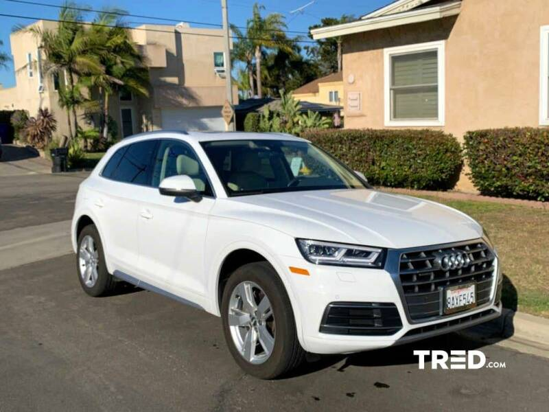 2018 Audi Q5 for sale in San Diego, CA