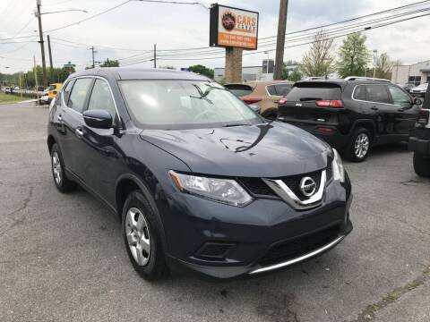 2015 Nissan Rogue for sale at Cars 4 Grab in Winchester VA
