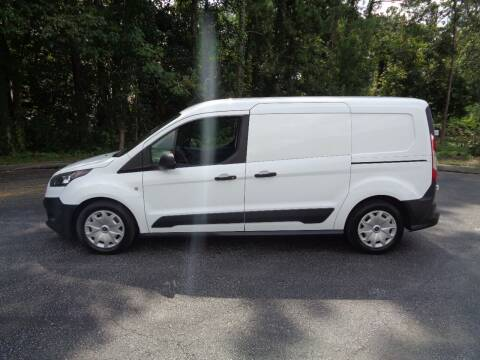 2017 Ford Transit Connect Cargo for sale at BALKCUM AUTO INC in Wilmington NC