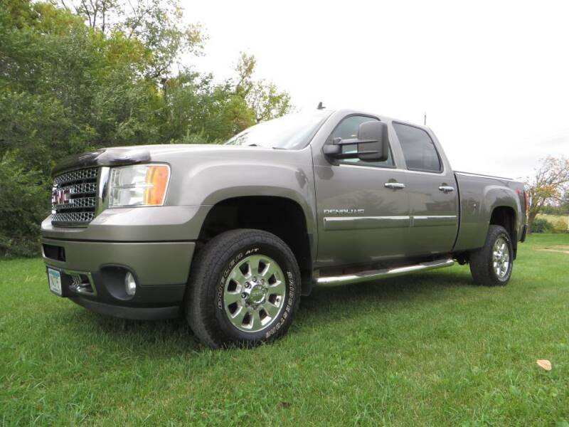 2013 GMC Sierra 3500HD for sale at The Car Lot in New Prague MN