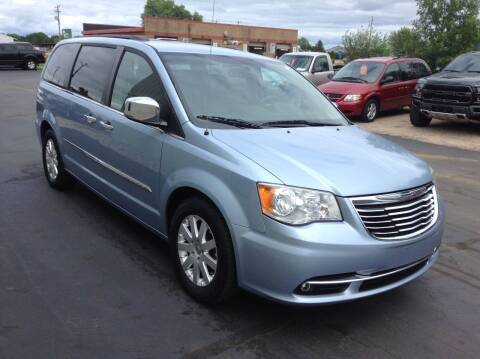2012 Chrysler Town and Country for sale at Bruns & Sons Auto in Plover WI