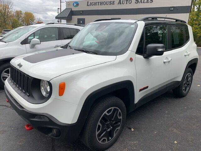 2016 Jeep Renegade for sale at Lighthouse Auto Sales in Holland MI