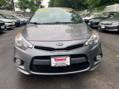 2016 Kia Forte5 for sale at Elmora Auto Sales in Elizabeth NJ