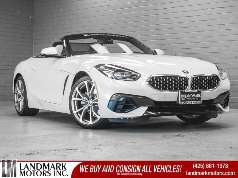 2020 BMW Z4 for sale in Bellevue, WA