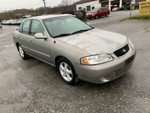 2002 Nissan Sentra for sale at Ron Motor Inc. in Wantage NJ