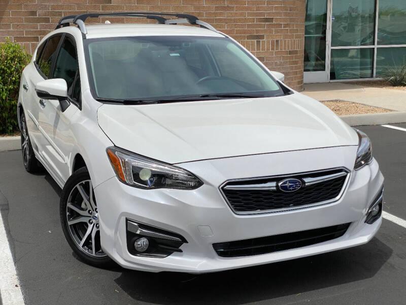 2019 Subaru Impreza for sale at AKOI Motors in Tempe AZ