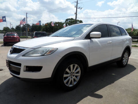 2009 Mazda CX-9 for sale at West End Motors Inc in Houston TX