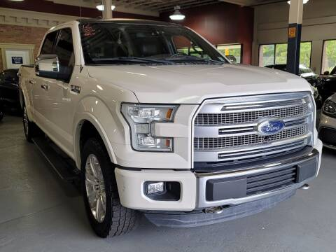 2016 Ford F-150 for sale at AW Auto & Truck Wholesalers  Inc. in Hasbrouck Heights NJ