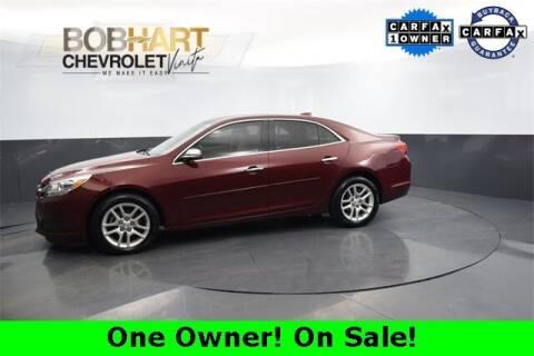 2016 Chevrolet Malibu Limited for sale at BOB HART CHEVROLET in Vinita OK