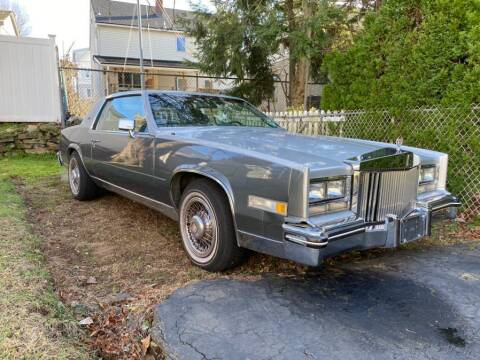 1985 Cadillac Eldorado for sale at Cars With Deals in Lyndhurst NJ