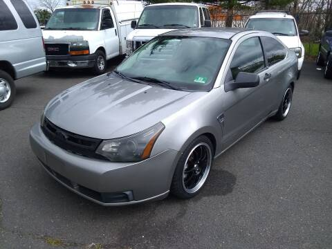 2008 Ford Focus for sale at Wilson Investments LLC in Ewing NJ