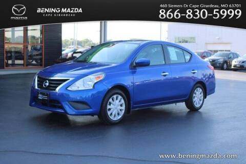 2016 Nissan Versa for sale at Bening Mazda in Cape Girardeau MO