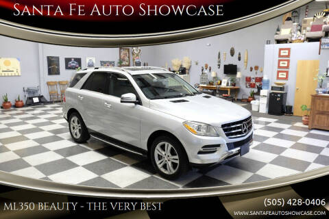 2014 Mercedes-Benz M-Class for sale at Santa Fe Auto Showcase in Santa Fe NM