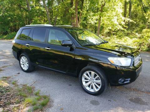2008 Toyota Highlander Hybrid for sale at GA Auto IMPORTS  LLC in Buford GA