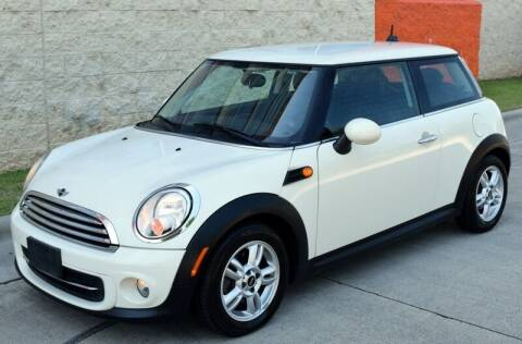 2012 MINI Cooper Hardtop for sale at Raleigh Auto Inc. in Raleigh NC