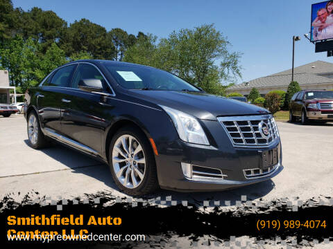 2015 Cadillac XTS for sale at Smithfield Auto Center LLC in Smithfield NC