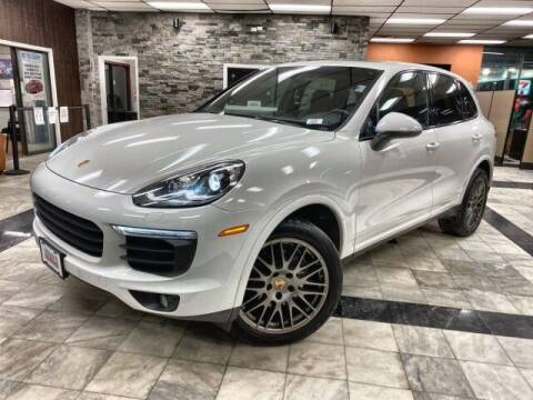 2017 Porsche Cayenne for sale at Sonias Auto Sales in Worcester MA