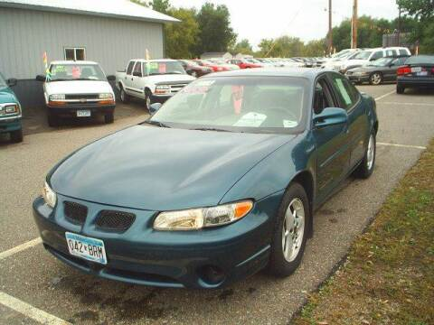 2003 Pontiac Grand Prix for sale at Dales Auto Sales in Hutchinson MN