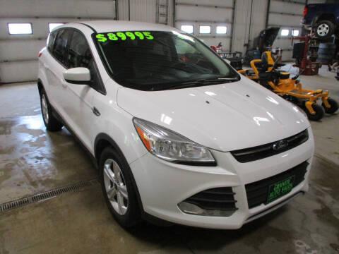 2016 Ford Escape for sale at Granite Auto Sales in Redgranite WI