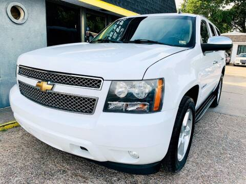 2008 Chevrolet Tahoe for sale at Auto Space LLC in Norfolk VA