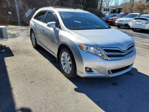 2013 Toyota Venza for sale at DISCOUNT AUTO SALES in Johnson City TN