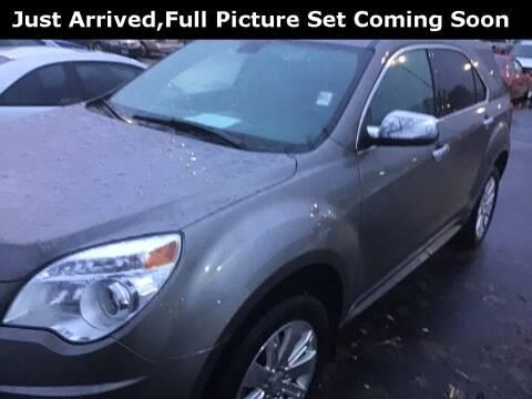 2011 Chevrolet Equinox for sale at Royal Moore Custom Finance in Hillsboro OR