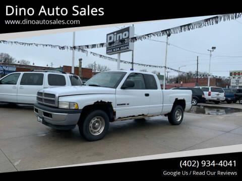 2000 Dodge Ram Pickup 1500 for sale at Dino Auto Sales in Omaha NE