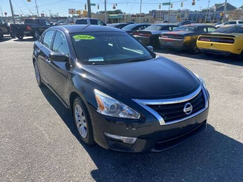 2014 Nissan Altima for sale at Sell Your Car Today in Fayetteville NC