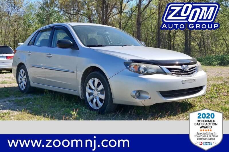2009 Subaru Impreza for sale at Zoom Auto Group in Parsippany NJ