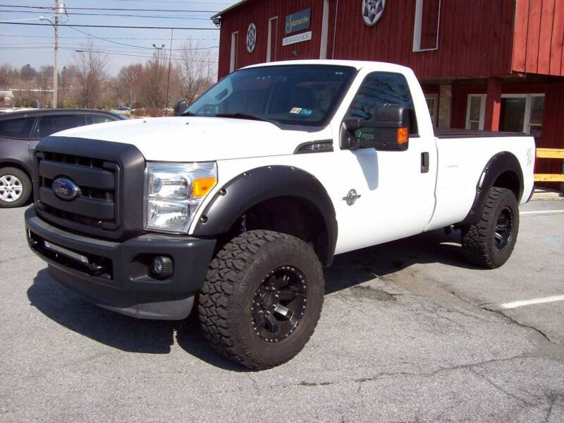 2013 Ford F-250 Super Duty for sale at Clift Auto Sales in Annville PA
