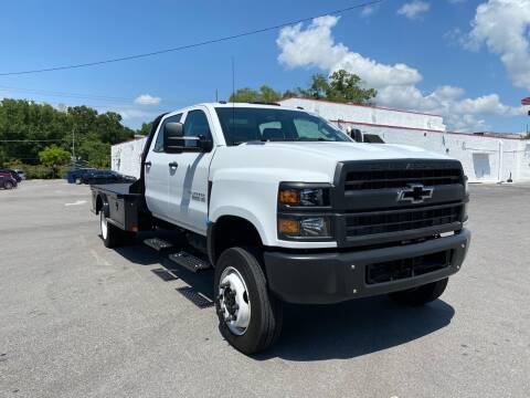 2020 Chevrolet Silverado 4500HD for sale at Consumer Auto Credit in Tampa FL
