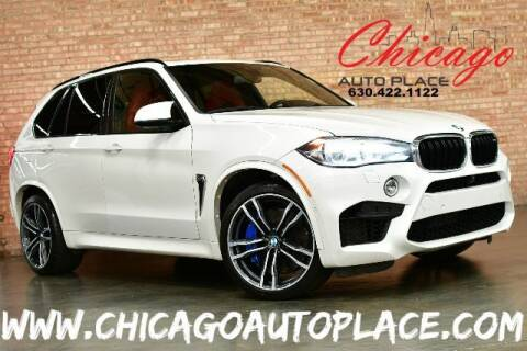2017 BMW X5 M for sale at Chicago Auto Place in Bensenville IL