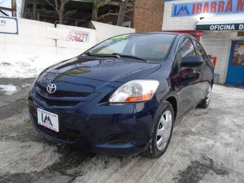 2007 Toyota Yaris for sale at IBARRA MOTORS INC in Cicero IL